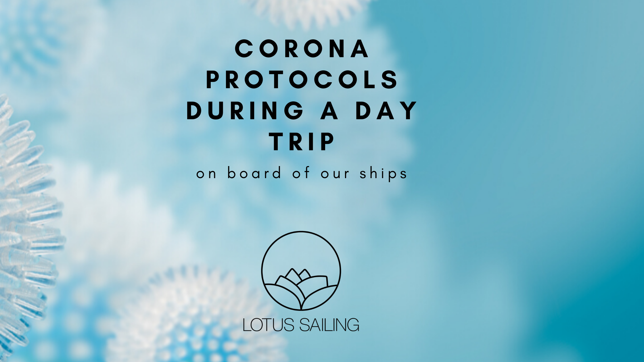 Corona protocols during a daytrip