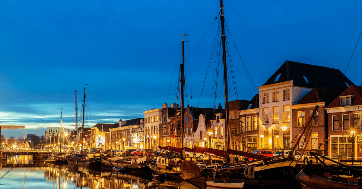 The ten nicest port cities around the IJsselmeer to visit during a sailing trip