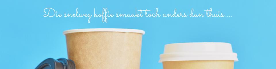 Snelweg koffie in Frankrijk smaakt toch anders dan thuis