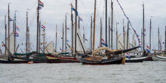 Manifestatie Red de Hollandsche zeilvloot