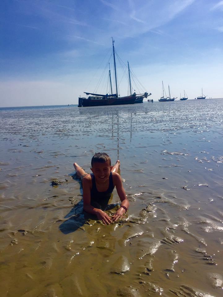 Mee zeilen op het IJsselmeer en de Waddenzee deze zomer
