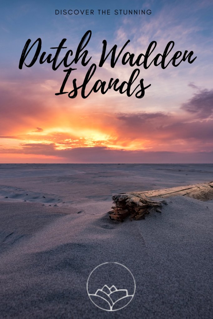 Discover the Dutch Wadden islands