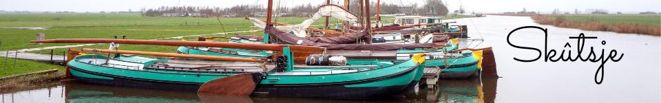 Skûtsje Traditional Dutch sailing ship