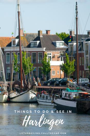 Dingen om te zien en doen in havenstad Harlingen
