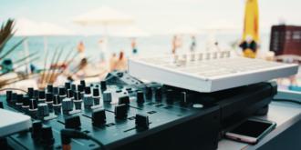 Muziek festivals in de zomer op de Waddeneilanden
