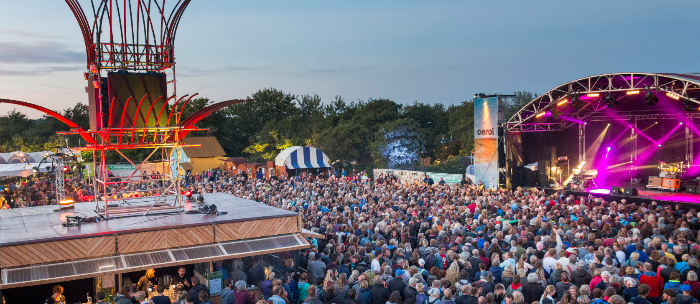 Oerol, annual theatre and music festival on Terschelling