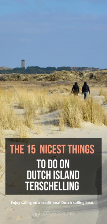 de 15 leukste dingen om te doen op Terschelling
