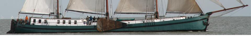 Dit type schip heet een Stevenaak