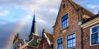 Monnickendam een bijzonder historisch stadje aan het Markermeer