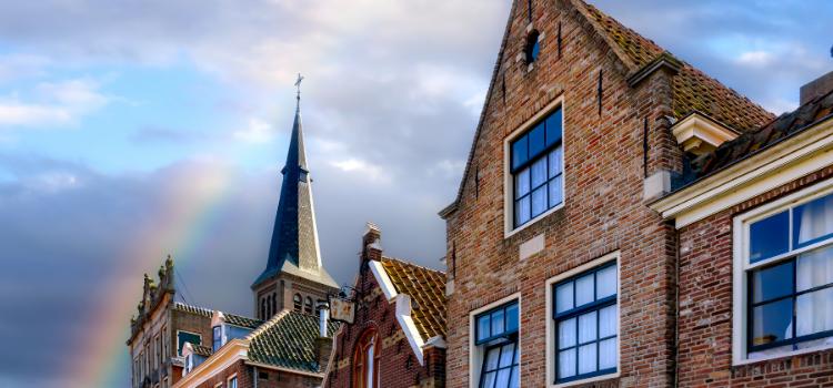 Monnickendam eine besondere historische Stadt am Markermeer