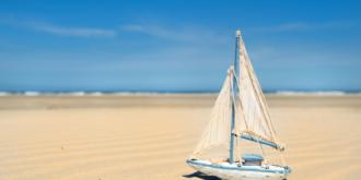 De leukste stranden rondom de Waddeneilanden