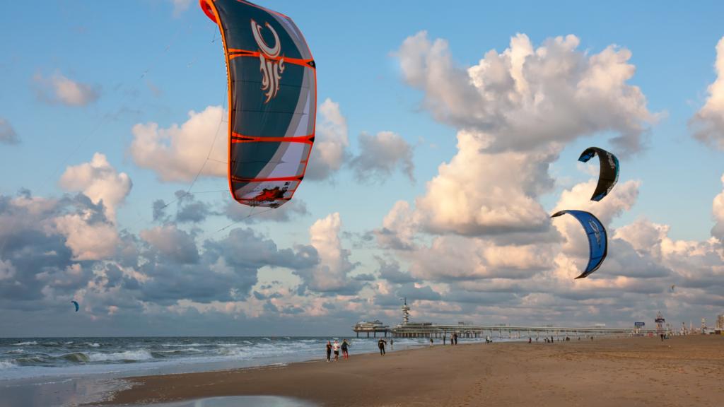 Surf city Scheveningen is de broedplek voor surfen Nederland