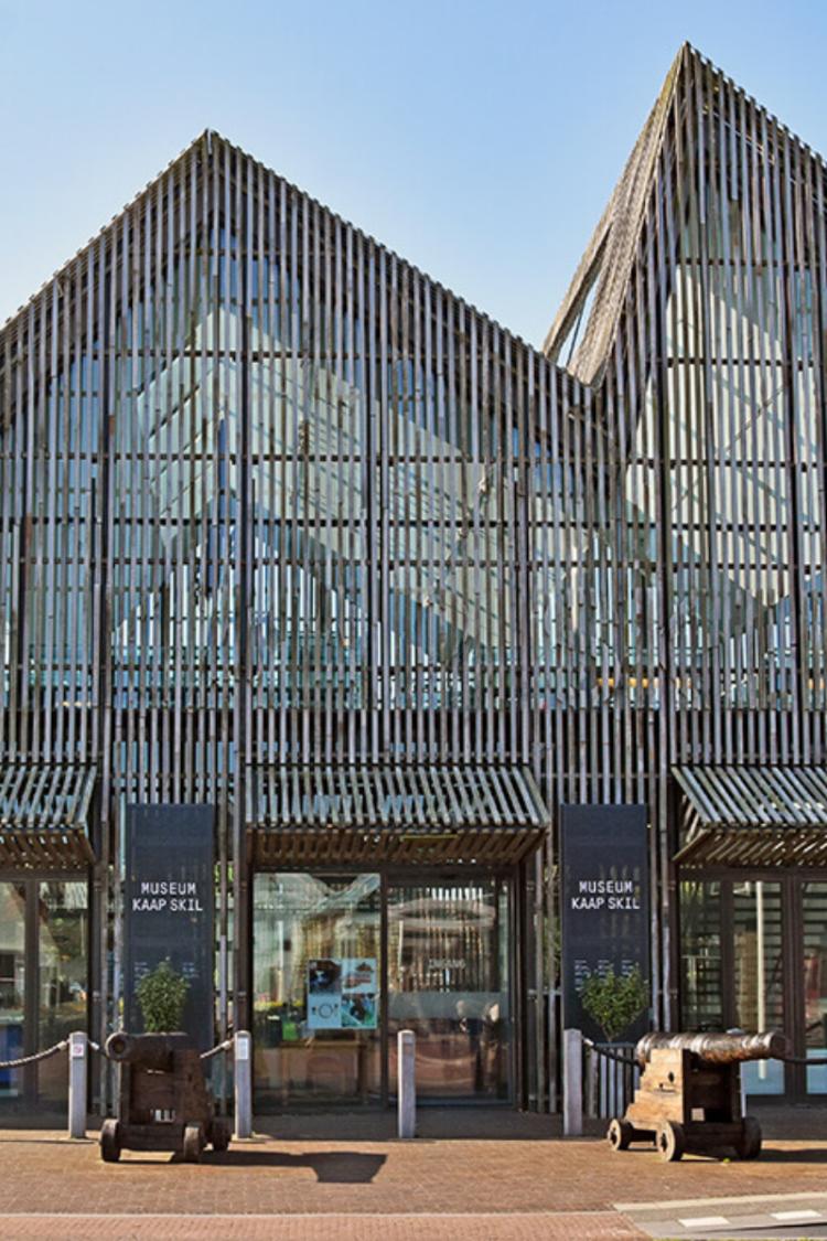 Museum Kaap Skil in Oudeschild op Texel