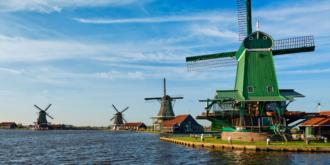 Niederlande Waterland