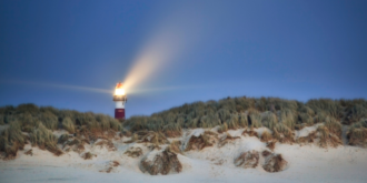 Ameland-Leuchtturm